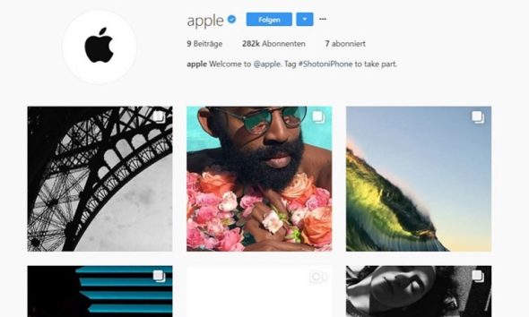 apple-instagram
