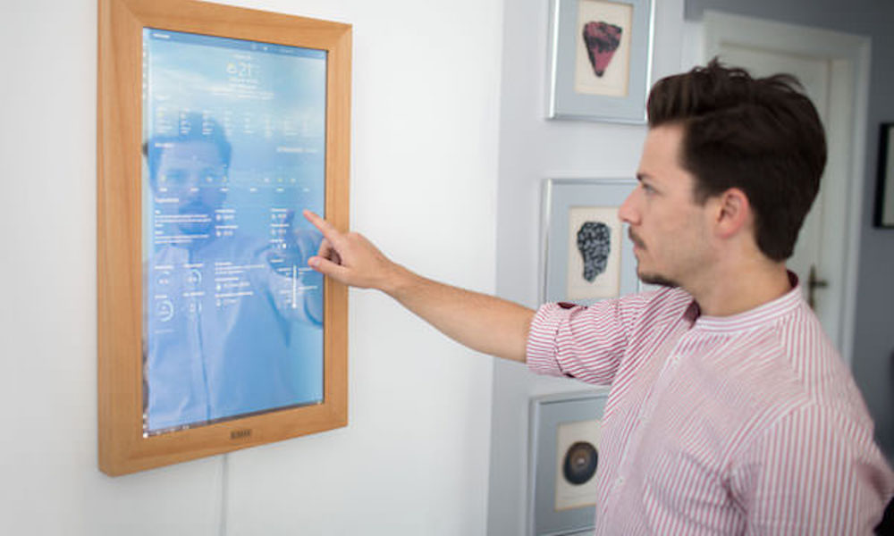 Dirror smart mirror