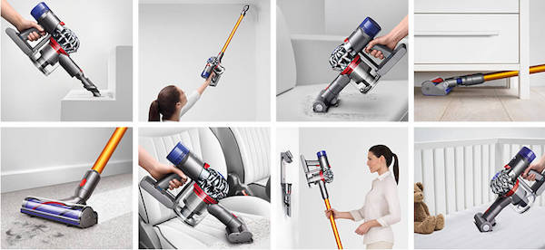 dyson v8 kabelloser staubsauger test basic thinking. Black Bedroom Furniture Sets. Home Design Ideas